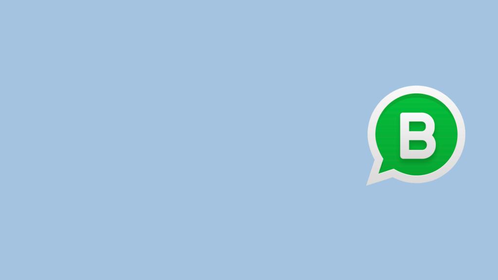 WhatsApp Business: o aplicativo manteve as mesmas características anteriores, porém, algumas funcionalidades foram adicionadas.